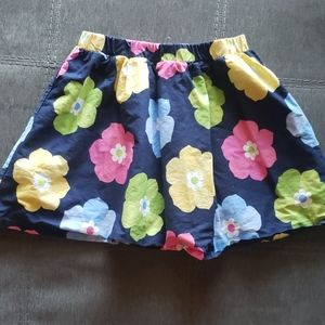 Gymboree Flower Skirt